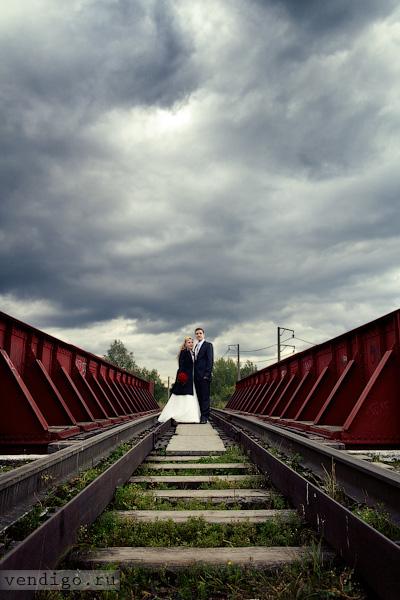 свадебная фотография в Миассе