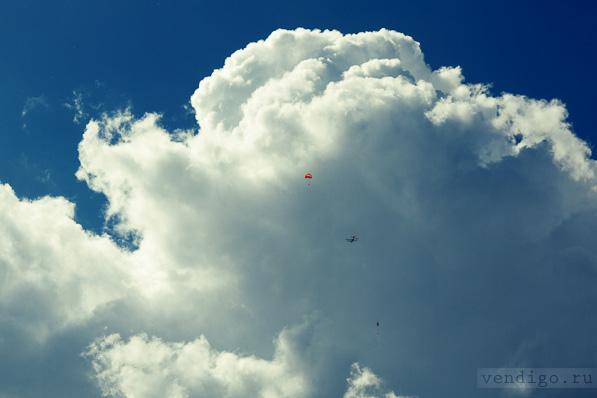 прыжок с парашютом, ПТЛ-72