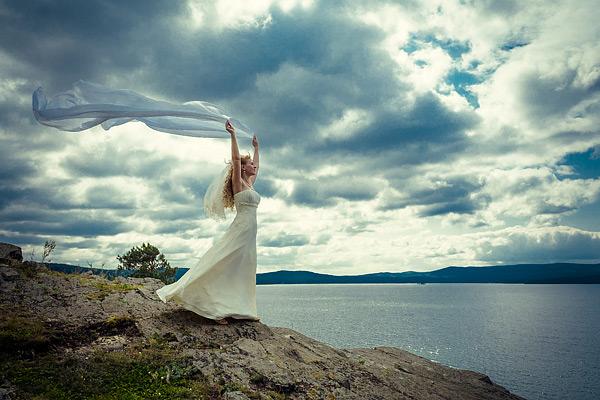 Обработка свадебной фотографии в Lightroom