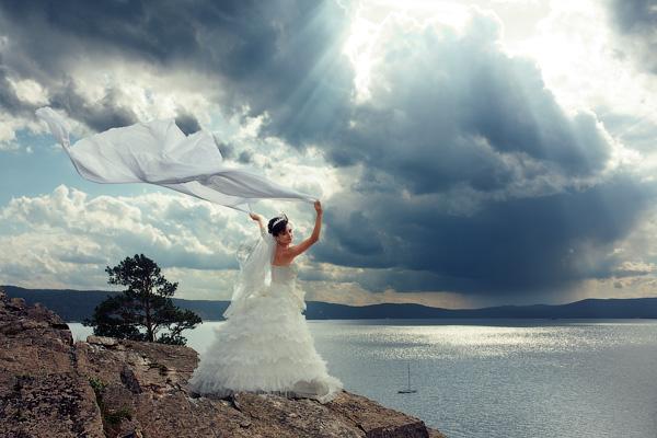Свадебная фотосъемка в Миассе