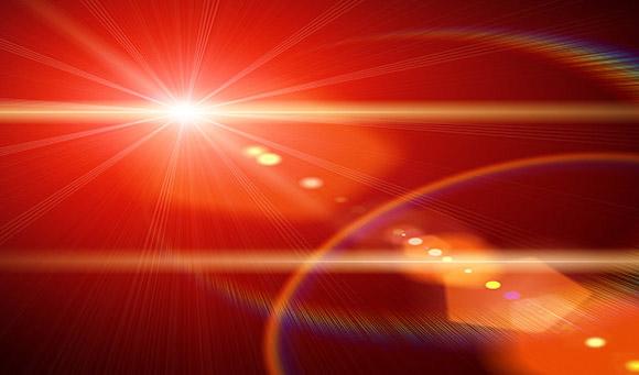 Knoll Light Factory - лучший плагин Фотошоп для создания бликов